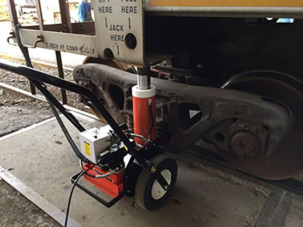 SPX Power Team Railroad Jack - Jones Hydraulic